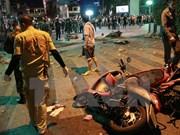 越南外交部发言人黎海平:越南对泰国爆炸事件表示强烈谴责