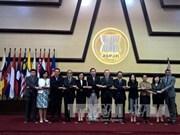 东盟与澳大利亚促进多领域合作