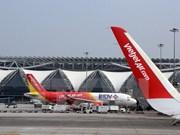 越捷航空公司开卖40万张零价机票