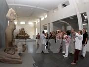 岘港市修缮占婆雕刻博物馆为2017年APEC领导人会议做准备