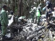 印尼找到特利加那航空失事客机第二个黑匣子
