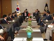 越南最高人民法院高级代表团对韩国进行正式访问