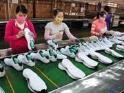 越南鞋类产品跃居欧盟第三大出口国