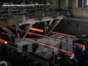 钢材生产销售量猛增