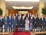 阮富仲总书记:越南外交干部应学习胡志明主席外交思想和风格