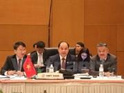 东盟各国重申决心今年底建成东盟经济共同体的目标
