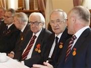 执行特殊任务中的俄罗斯朋友:战争的艰苦岁月