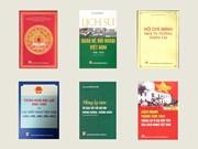 国家政治出版社出版有关越南革命和胡志明主席系列书籍