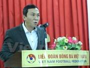 越南代表出任2015-2019年任期东南亚足联副主席