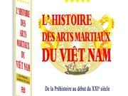 《越南武学史》一书法文版正式问世