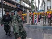 泰警方成功拆解曼谷主要干道附近发现的炸弹