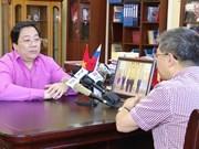 越南驻俄罗斯大使:70年来越南外交部门取得丰硕的成果