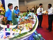 2015越南国际水产品及加工机械展览会在胡志明举行