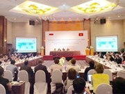 2015年国际动物传染给人疾病防空工作会议在河内召开