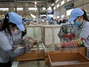中国台湾企业赴胡志明市寻找商机