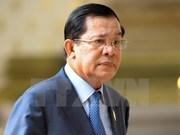 柬埔寨首相洪森:继续诽谤政府用假地图的任何人将被严治