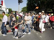 泰国相信旅游业将复苏