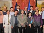 越南驻美国大使馆举行仪式庆祝越南外交成立70周年