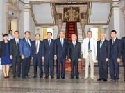 胡志明市与日本长崎市加强合作