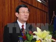 张晋创主席将赴中国出席世界反法西斯战争胜利70周年纪念活动