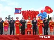 越南广治省致力将罗摇口岸建设成为模范国际口岸