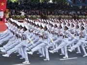老挝友人庆祝越南国庆70周年