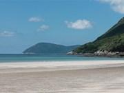 昆岛被列入全球十大最具吸引力岛屿的名单