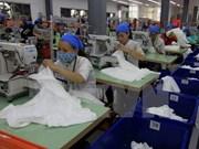 2015年前8个月美国继续成为越南最大出口市场