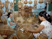 2015年河内传统手工艺村和农产品展销会将于10月份举行