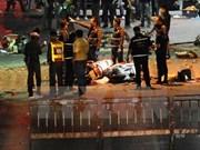 曼谷爆炸案:泰国警方追捕一名疑涉嫌爆炸案的26岁女子