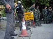 曼谷爆炸案嫌犯否认涉案 泰国警方扩大搜捕范围