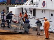 """美国""""仁慈""""号医院船圆满结束对越南岘港的访问"""