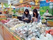 今年8月份越南货物零售额继续稳步增长