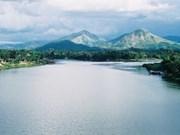 如诗如梦的顺化古都的山水美景——御屏山和香江