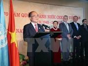 越南在美国纽约举行国庆招待会