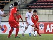 2015年东南亚U19足球锦标赛:越南队以4比0击败老挝队晋级决赛