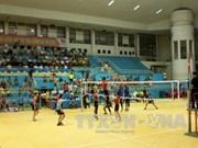 2015年亚洲女排俱乐部锦标赛落户河南省