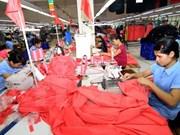 2016年越南最低工资增长12.4%