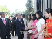 越南国会主席阮生雄:越美两国国会合作为促进两国务实合作扮演着十分重要角色