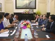 新加坡投资商关注越南海港项目