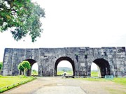 越南清化省胡朝城在全球前21大遗产名单中居第一位