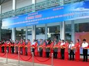 越南波来古机场升级改造项目正式落成