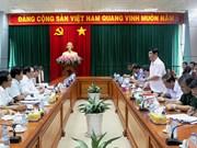 加强越南外交部与西南部事务指导委员会的工作配合