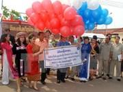 老挝领导人高度评价河内市与万象市的有效合作