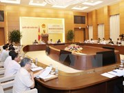 越南国会司法委员会第21次全体会议在河内召开