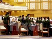 缅甸各政党启动大选竞选活动