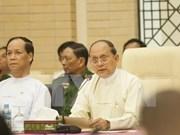 缅甸总统敦促民族武装尽快签署全国停火协议