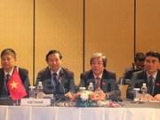 越南在AIPA各职能委员会会议上提出重要意见与建议