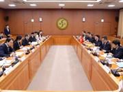 越韩第四次外交安全防务副外长级战略对话在首尔召开