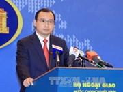 越菲友好合作关系有助于维护东南亚地区和平稳定与合作